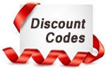 Discount voucher codes to accelerate sales.